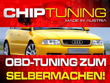 CHIPTUNING AUDI A4 (B5/B6) 1.8 T - OBD-Tuning Do-it-Yourself inkl. Flasher