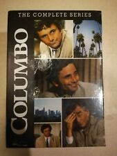 Columbo: The Complete Series (DVD, 2012) — Brand New + Factory Sealed