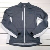 Footjoy FJ Softshell Windbreaker Jacket Womens Large Full Zip Long Sleeve
