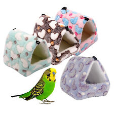 Cute Pet Warm Guinea Pig Bed House Small Animals Hamster Rat Hammock Cage Toys