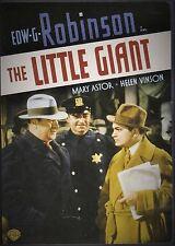 DVD The Little Giant: Edward G Robinson Mary Astor Helen Vinson Shirley Grey