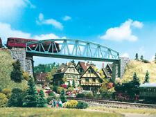 Vollmer 47302 N Stahlbogenbrücke gerade