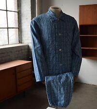 DREIKLANG Herren Schlafanzug Pyjama Auerbach DDR VEB 70er True Vintage 80s
