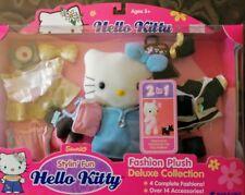 "Sanrio""Hello Kitty Stylin Fun 2 in 1""Veterinarian/Dog Walker Set 2003 *Rare* NEW"