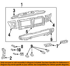 GM OEM Radiator Core Support-Mount Bracket Insulator 15502586