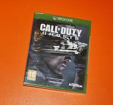 Call of duty ghosts xbox one Brand New and Sealed Import