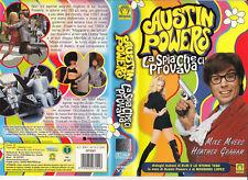 AUSTIN POWERS - LA SPIA CHE CI PROVAVA (1999) VHS