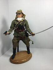 1/6 BBI IMPERIAL JAPANESE ARMY MAJOR W/KATANA SWORD & NAMBU WW2 DRAGON DID 21ST