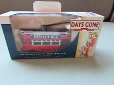 **LOOK** New & Boxed DAYS GONE LLEDO DG109000 Dick Kerr Tram NESTLE'S MILK