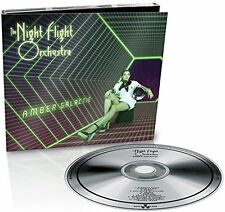 The Night Flight Orchestra - Amber Galactic [CD]