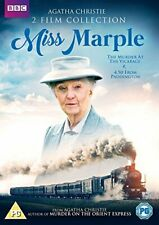 Miss Marple - 4.50 From Paddington & Murder at The Vicarage DVD