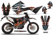 AMR Racing Graphic Decal Kit For KTM 690 Enduro Dirt Bike MX Wrap 2012-2016 WW2