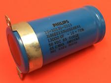 PHILIPS - P/N:3186EE133U050AMA6 - Rating 13.000UF Capacitor
