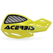 ACERBIS MX UNIKO VENTED HAND GUARDS YELLOW/BLACK RMZ RM DRZ  Motocross Universal