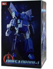 Weijiang Wei jiang WJ Ultima Guard blue Omega Supreme G1 Transforms New