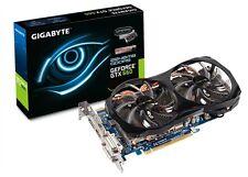 GIGABYTE NVIDIA GeForce GTX 660 (2048 MB) (GV-N660OC-2GD) Grafikkarte