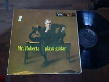 Howard Roberts Mr. Roberts Plays Guitar Japan import vinyl LP: EX jacket: EX