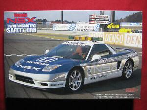 Honda NSX Twin Ring Motegi Racing Safety Car 1/24 Fujimi Japan Kit Mugen Acura