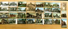 Lot of 31 Antique Postcards ALL YALE UNIVERSITY, NEW HAVEN, CT Connecticut