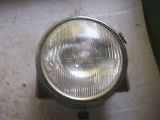 Harley 125 sx 197? headlight/bucket I have more parts for this bike/others