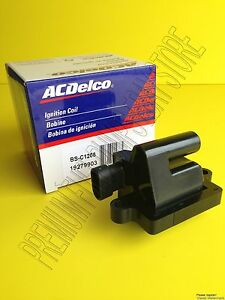 NEW GENERAL MOTORS - ISUZU - WORKHORSE ACDELCO IGNITION COIL - Premium Quality