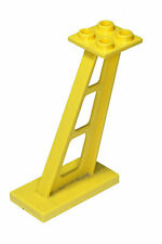 Missing Lego Brick 4476 Yellow Support 2 x 4 x 5 Stanchion Inclined