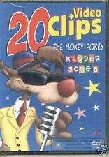 DVD KINDER SONGS HOKEY POKEY CHILDREN SPANISH & ENGLISH