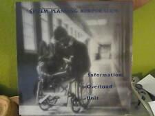 spk SYSTEM PLANNING KORPORATION LP INFORMATION OVERLOAD UNIT INDUSTRIAL NOISE LP
