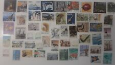More details for 50 different aland stamp collection
