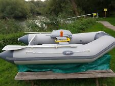 Seago 260 2017 model inflatable Dinghy with accessories