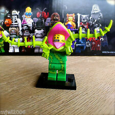 LEGO 71010 MONSTERS PLANT MAN #5 Series 14 SEALED Minifigures minifig MONSTER