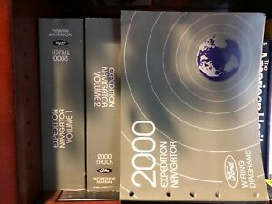 Service Repair Manuals For 2000 Ford Expedition For Sale Ebay