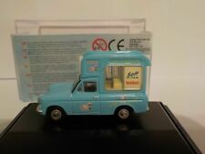 Ford Anglia Ice Cream - TONIBELL, Oxford Diecast 1/76 New 76ANG014