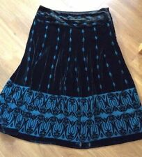 Laura Ashley Silk Knee Length Party Skirts for Women