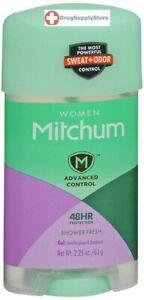 Mitchum Lady Power Gel Shower Fresh 2.25oz