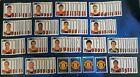 144x PANINI UEFA Champions League 2010/2011 Sticker - Manchester United FC Lot