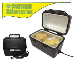 12V Portable STOVE OVEN FOOD PIE Warmer CARAVAN HEATER CAR RV 4WD BOAT 4X4 PARTS