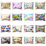 JU_ Colorful Butterfly Rectangle Throw Pillow Case Cushion Cover Home Car Deco