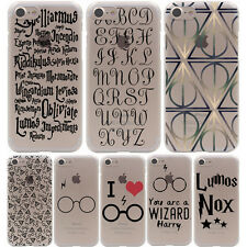 Coque Harry Potter Movie Hard Case Samsung galaxy S A J G Note Huawei All Iphone