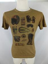 SCOTCH & SODA Herren T-Shirt - M - 50 - neu mit Etikett - cooler Print