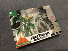 HASBRO Power Rangers Lightning Collection - Green Ranger and Putty Patrol 2 PACK