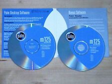 2x CD-ROM - Palm Desktop Software And More - Mehrsprachig + Bonus Software