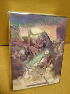 FIRE EMBLEM THREE HOUSES ORIGINAL SOUNDTRACK FIRST PRESS LIMITED EDITION SEALED