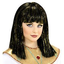 CLEOPATRA KINDER PERÜCKE Karneval Pharaonin Ägypterin Mädchen Kostüm Party 74960