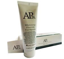 Nu Skin AP-24 Whitening Fluoride Toothpaste (No peroxide)