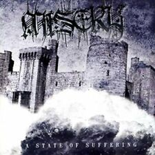 MISERY (UK) - A State Of Suffering MCD