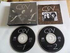 Crosby, Stills & Nash - Carry On (2CD Fat Box 1991) Germany Pressing