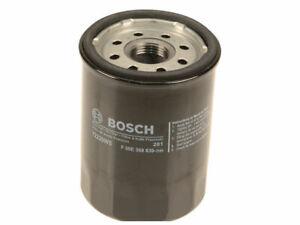 Bosch Workshop Oil Filter fits Infiniti QX56 2004-2013 47ZMXR