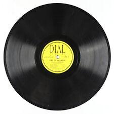Jazz 78 - Charlie Parker - Bird Of Paradise - Dial - mp3
