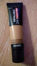 L'OREAL INFALLIBLE TOTAL COVER.. NOISETTE..No 330
